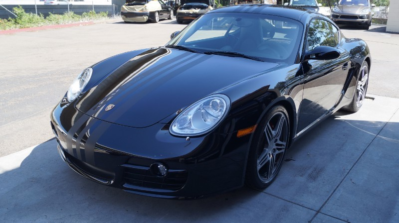 Cayman Porsche Design Edition For Sale