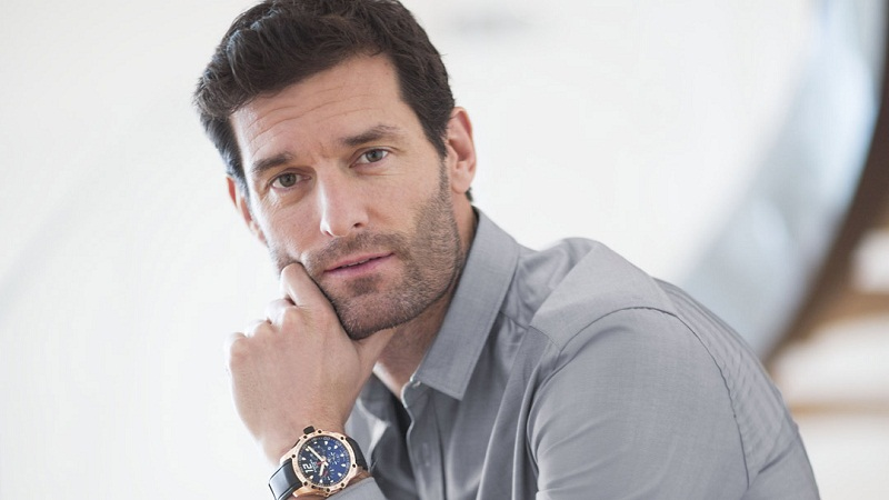 Chopard Mark Webber