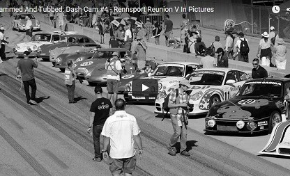 The Beauty Of Rennsport Reunion Distilled Into One Video