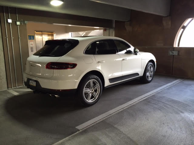 david newton macan s-parking