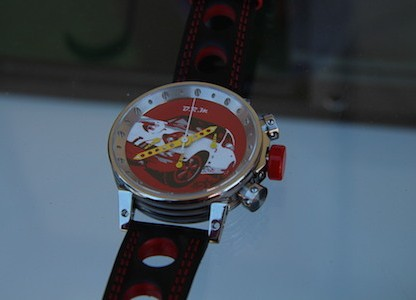 The Hunziker BRM watch