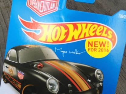 There's A Magnus Walker Designed Hot Wheels On The Way