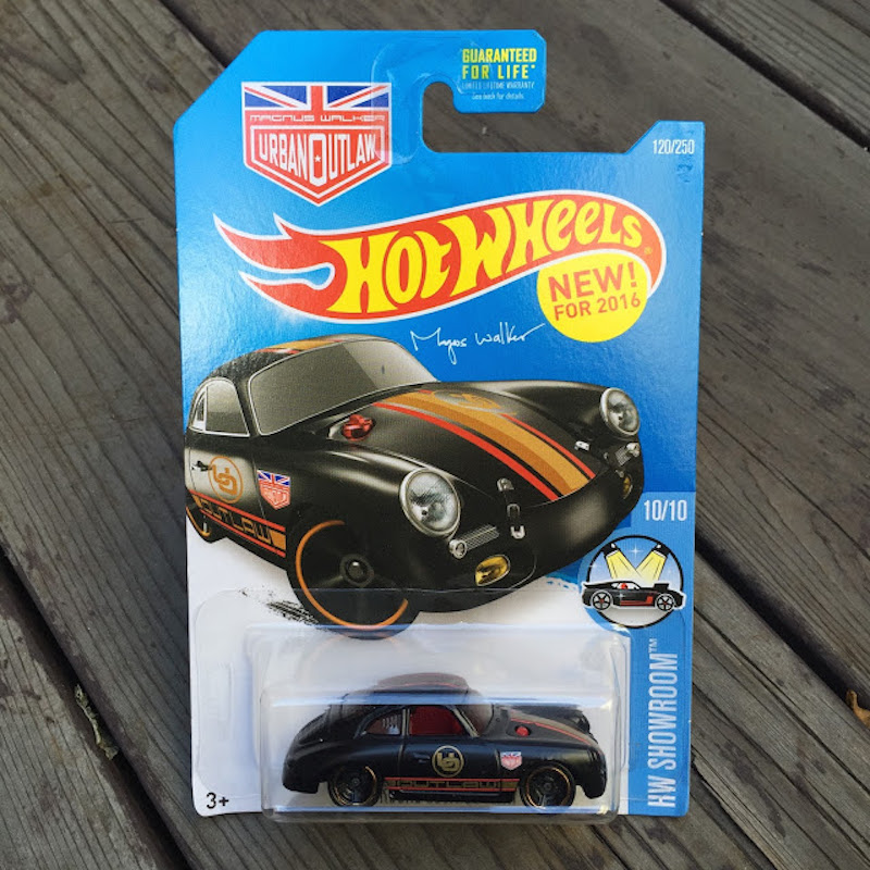 Hot Wheels 356 Outlaw from Magnus Walker