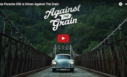 This Porsche 356 Is Meant To Get Lost In