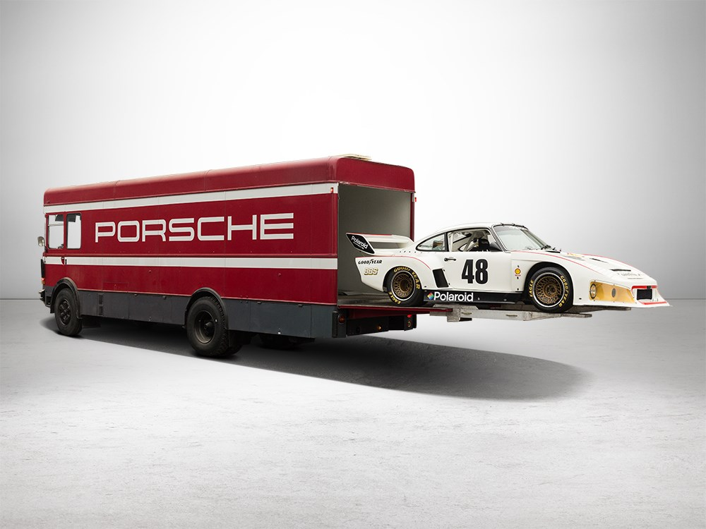 935 and Transporter Porsche For Sale