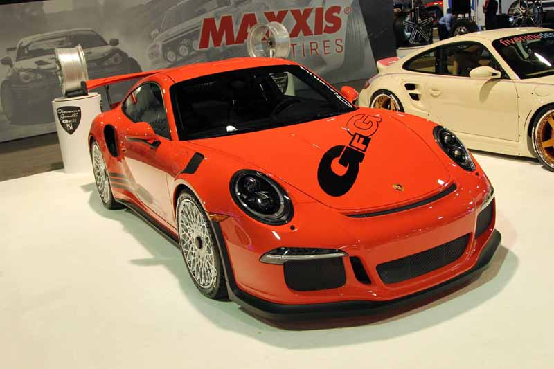 991 GT3 RS 1