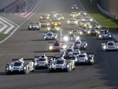 Porsche's Video, Pictures, And Results From The 6 Hours Of Bahrain