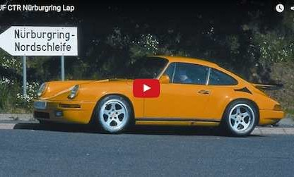 RUF Just Posted The Entire Original 19-Minute 'Yellow Bird' Video
