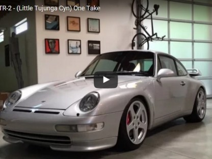 Video: Matt Farah Finds Out How Awesome A Ruf BTR-2 Can Be