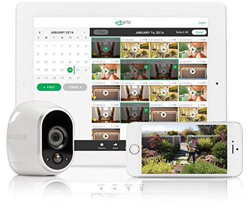 arlo wireless camer
