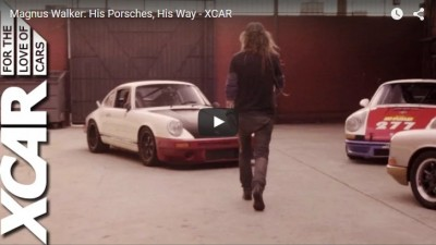 Video: XCAR Talks To Magnus Walker About His Porsches, His Way