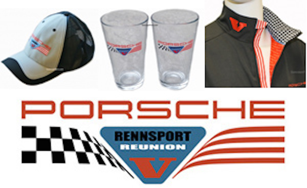 rennsport reunion 5 porsche merchandise hats shirt cap clothing x