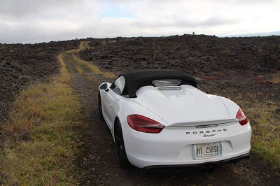 FLATSIXES Boxster Spyder Hawaiian Travelogue