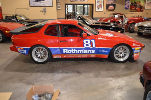 944 Rothmans Cup Race Car For Sale