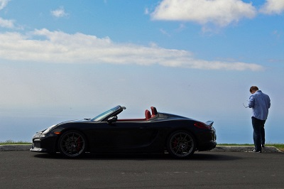 2016 Porsche Boxster Spyder First Drive: The Hawaiian Experience Review