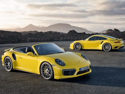 Price, Pictures Video and Specs Of The 2017 Porsche Turbo and Turbo S