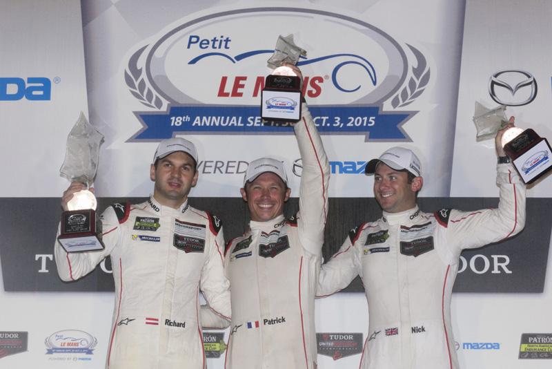 Petit-Le-Mans-Podium-Celebration