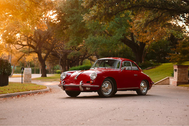 356 Carrera 2 GS Coupe For Sale