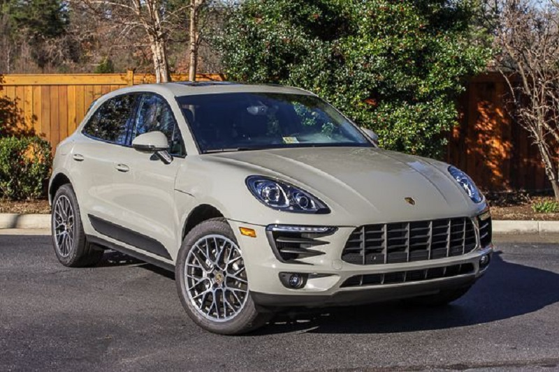 Fashion Grey Macan