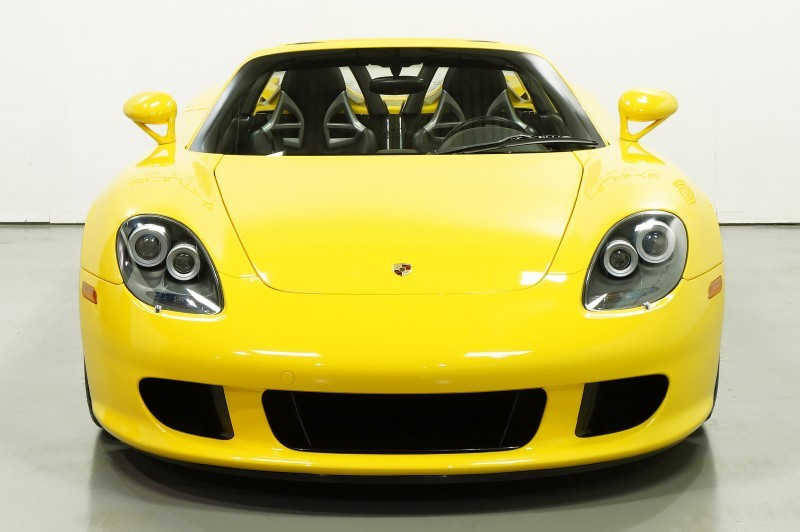 Fayence Yellow Carrera GT For Sale