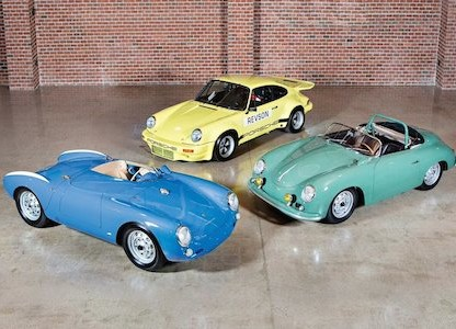 At Least 3 Of Jerry Seinfeld's Porsches Coming Up For Sale