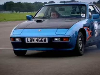 Here Is Your Chance To Own Richard Hammond's Top Gear 924