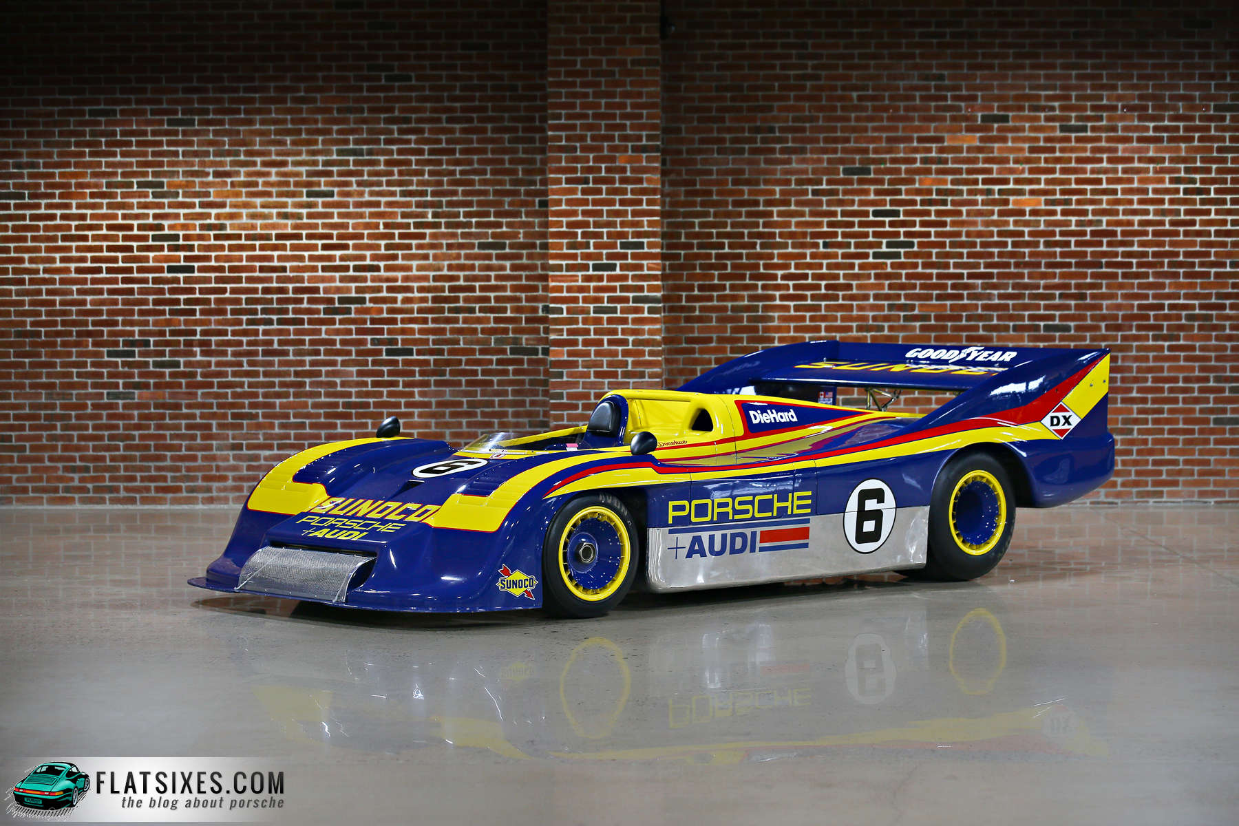 Jerry Seinfelds 1973 Porsche 917 for sale