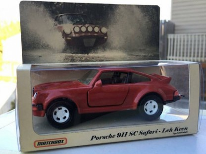 Check Out This Faithful Fan-Made Matchbox Recreation Of Leh Keen's Safari 911