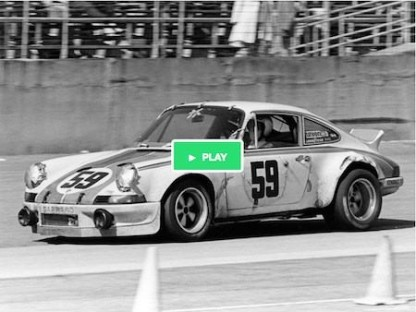 Documentary About Brumos Racing, Hurley Haywood and Peter Gregg Needs Your Support