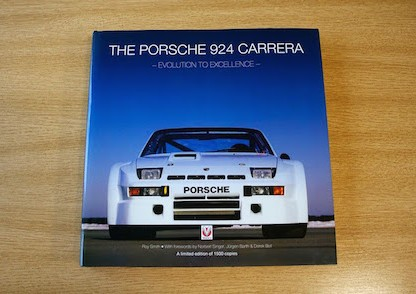 "Book Review: ""The Porsche 924 Carrera – Evolution to Excellence"""