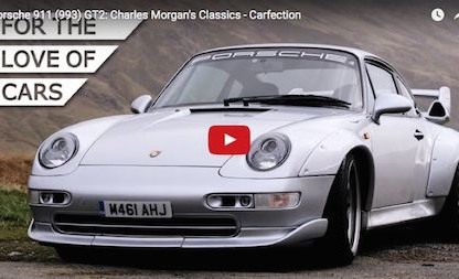 What Makes The Porsche 993 GT2 So Special?