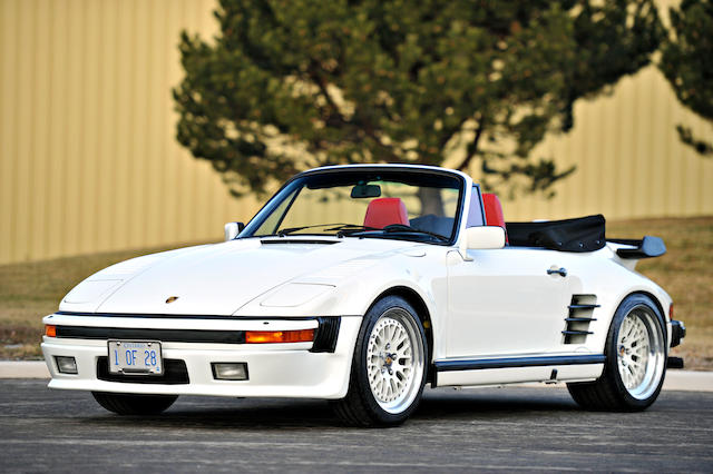 Slant Nose Cabriolet Auction