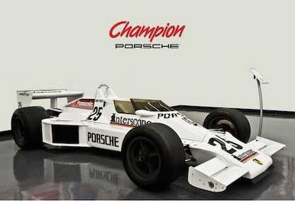 Champion Porsche Selling Interscope IndyCar On Ebay