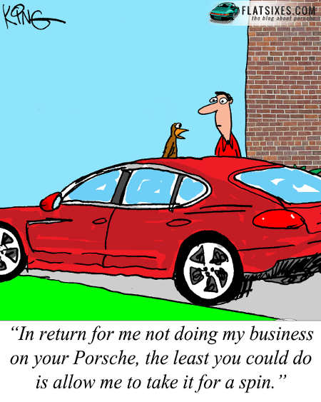 porsche cartoon february week 3 2016