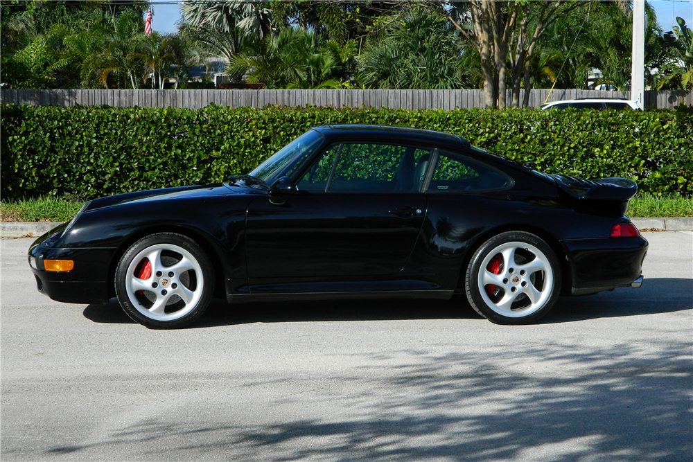Palm Beach Sale B-J Porsche 911 Turbo For Sale