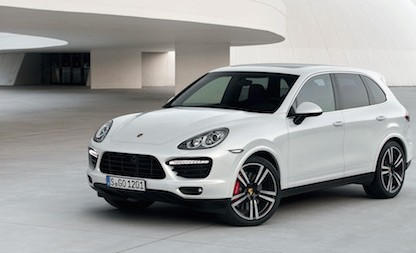 2011 to 2016 Porsche Cayenne Safety recall
