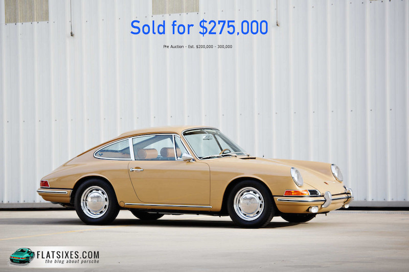 Jerry_Seinfelds_1966_Porsche_911_for_sale_BH