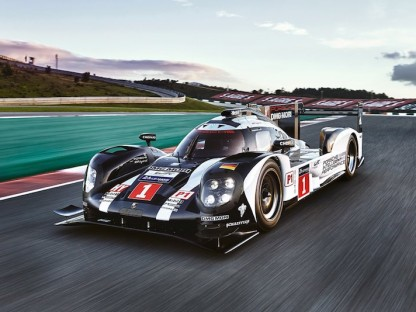 The New 2016 Porsche 919 LMP1 Hybrids Have New Aero, New Numbers, Are Lighter and Have A New Livery