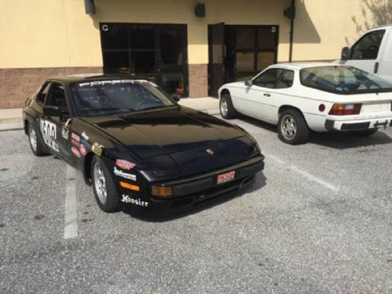 924S Race Car For Sale