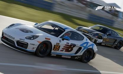 CJ Wilson Racing Might Find Their Next Driver Through A Cayman GT4 Racing Series They're Hosting on Forza