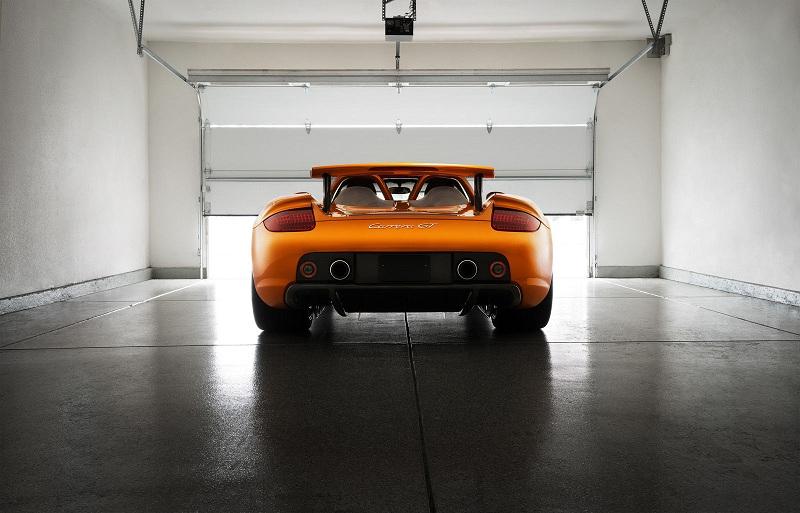 Carrera GT Orancio Borealis