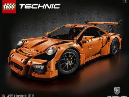 LEGO Technic Porsche 911 GT3 RS. It's Official!