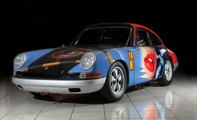 Porsche Art Car For Sale
