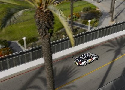 Porsche's Results And Pictures From The 2016 Long Beach Grand Prix