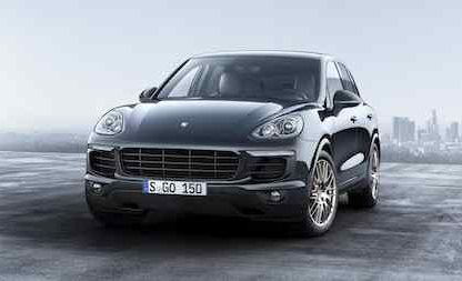 Introducing the 2017 Porsche Cayenne Platinum Edition. Pictures, Specs and Pricing