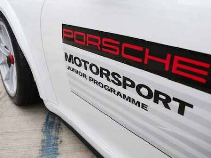 Want To Drive For Porsche? You Can Apply Online Starting May 1st!