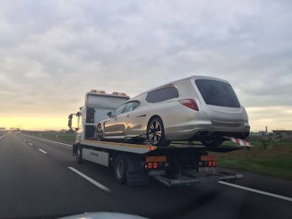 Is This Porsche Panamera Hearse For Real?