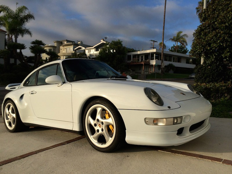 1998 Porsche 911 Andial 993 C2S For Sale