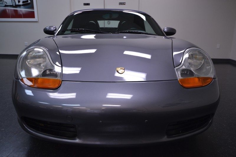 2002 Porsche Boxster for sale