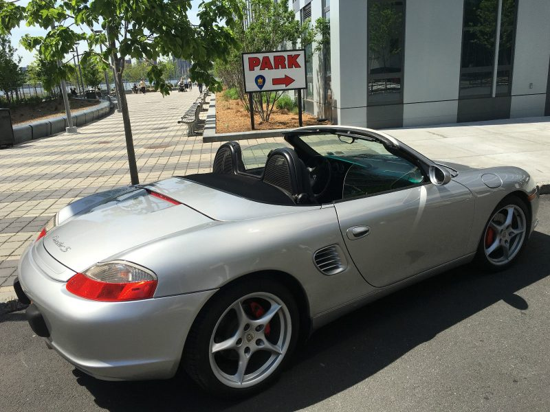 2003 Boxster S for sale